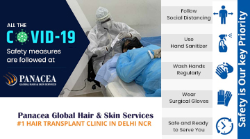 Hair Transplant During COVID19