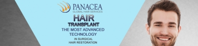 Look Young with Good Hair through Transplantation
