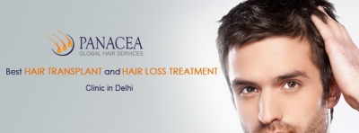Permanent Solution To Hair Loss In Delhi